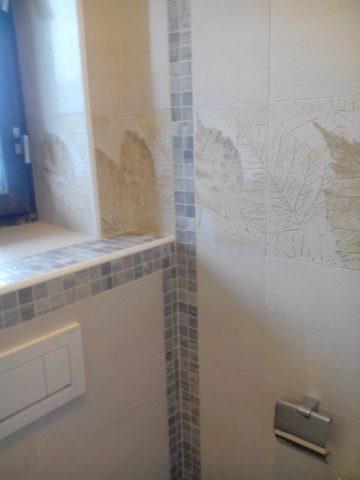 Rekonstrukce koupelny Pohledec