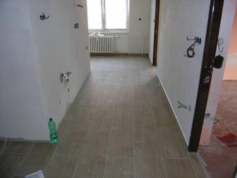 Rekonstrukce bytu Žďár nad Sázavou